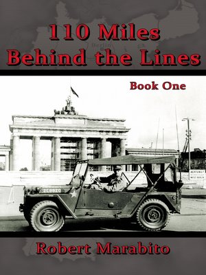 cover image of 110 Miles Behind the Lines